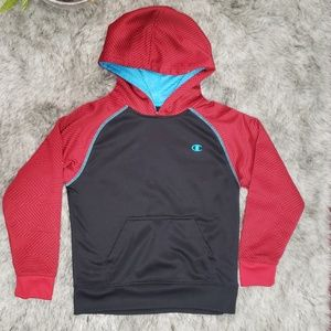 Youth Champion Athletic Pull Over Hoodie